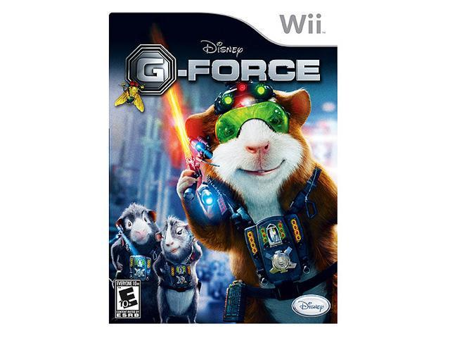 G-Force Wii Game