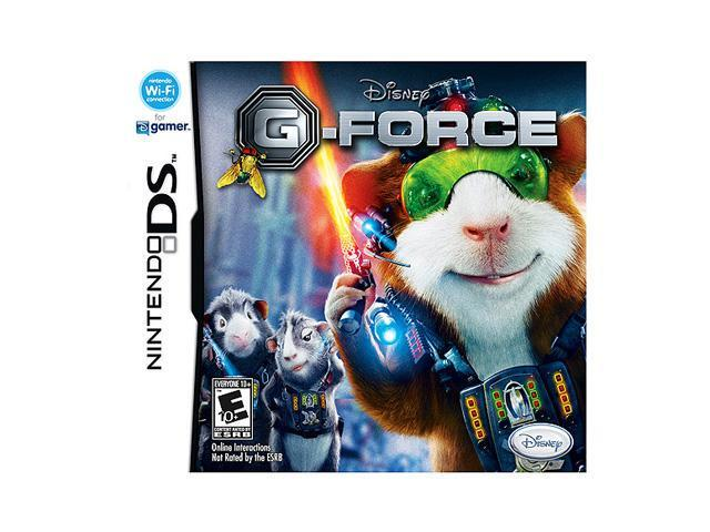 G-Force Nintendo DS Game