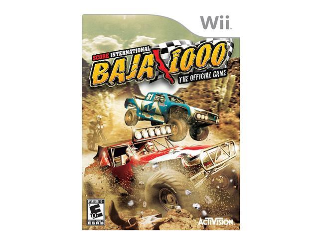 Baja 1000 Wii Game