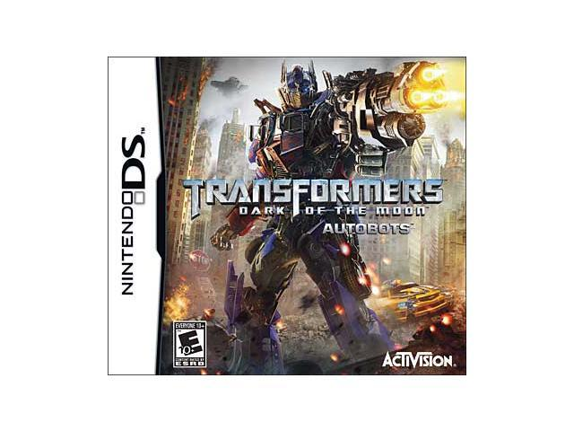 Transformers: Dark of the Moon Autobots Nintendo DS Game Activision