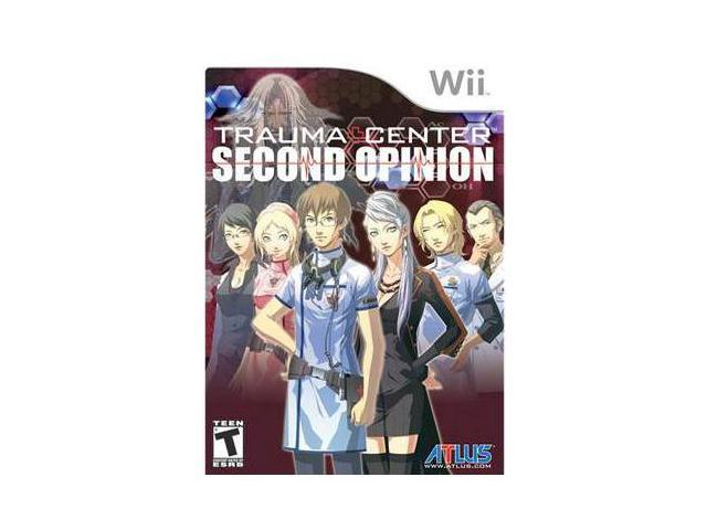 Trauma Center: Second Opinion Wii Game