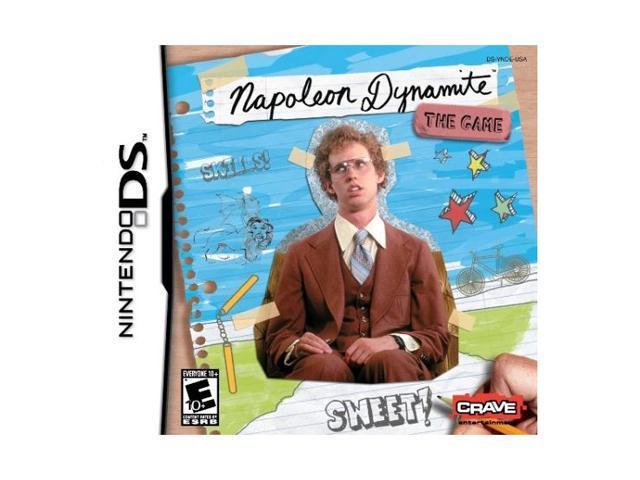 Napoleon Dynamite Nintendo DS Game