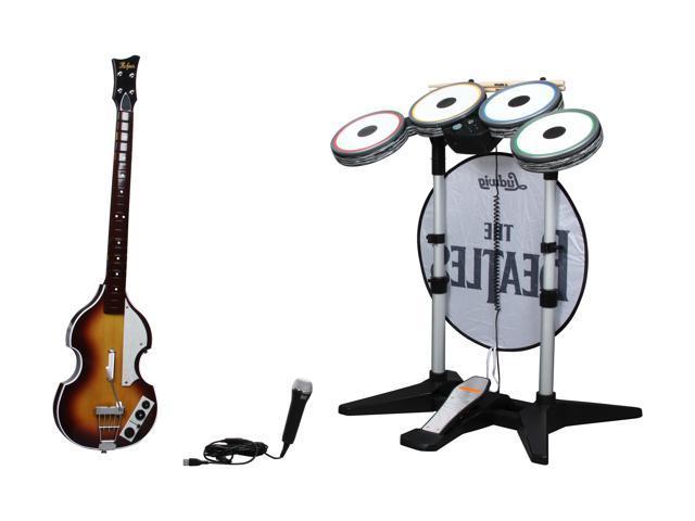 Beatles Rock Band Bundle - Fuzzbeed HD Gallery