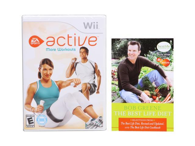 EA Sports Active: More Workouts Wii Game