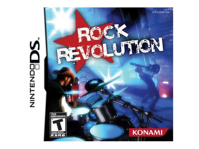 Rock Revolution Nintendo DS Game