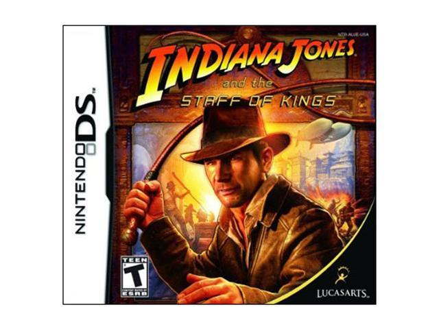 Indiana Jones and the Staff of Kings Nintendo DS Game