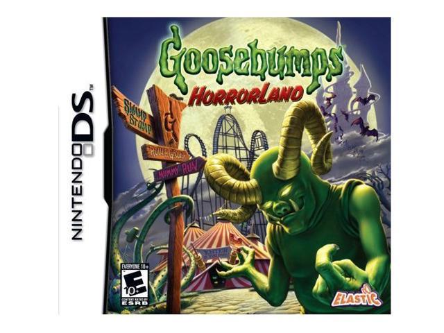Goosebumps Horrorland Nintendo DS Game