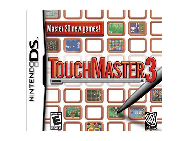Touchmaster 3 Nintendo DS Game