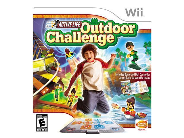 Active Life: Outdoor Challenge Wii Game