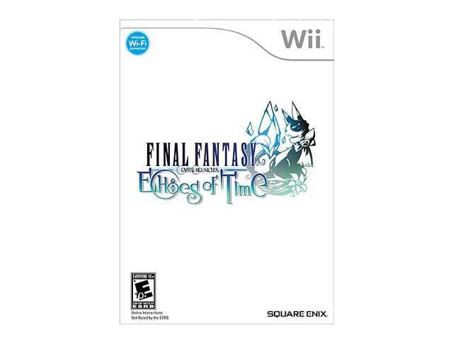 FINAL FANTASY CRYSTAL CHRONICLES: Echoes of Time Wii Game