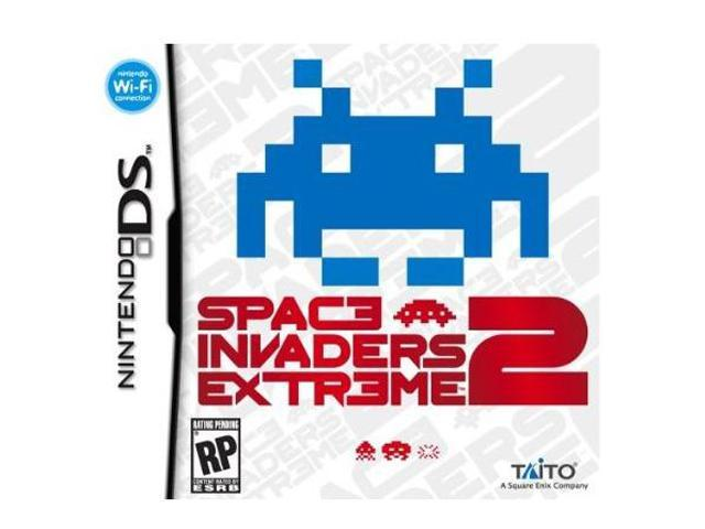 Space Invaders Extreme 2 Nintendo DS Game
