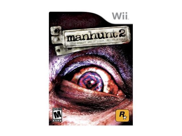 Manhunt 2 Wii Game