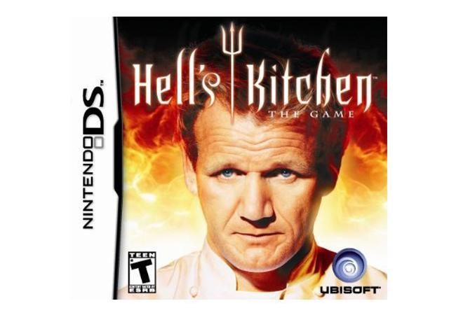 Hell S Kitchen The Game Nintendo Ds
