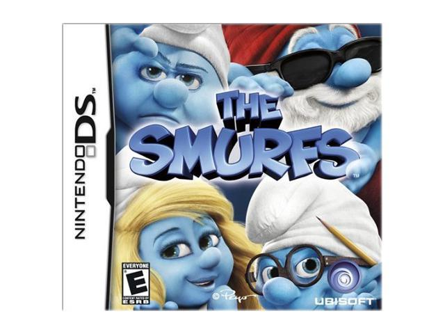 Smurfs Nintendo DS Game