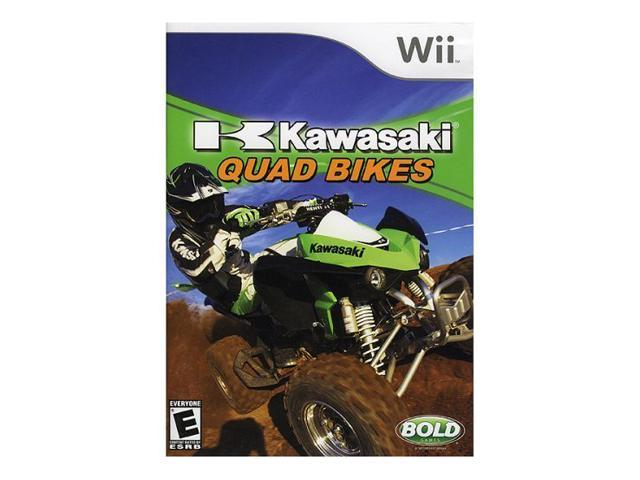 Kawasaki Quad Bikes Wii Game