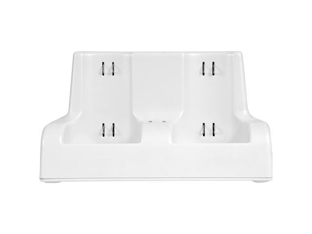 CTA Digital Wii Remote Dual Charger Station