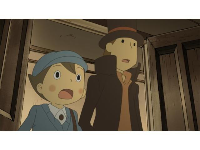 Professor Layton & The Diabolical Box Nintendo DS Game