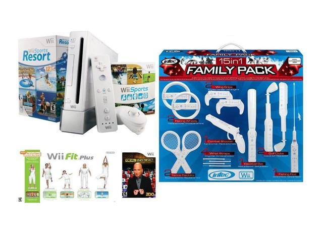 Nintendo Wii Console White