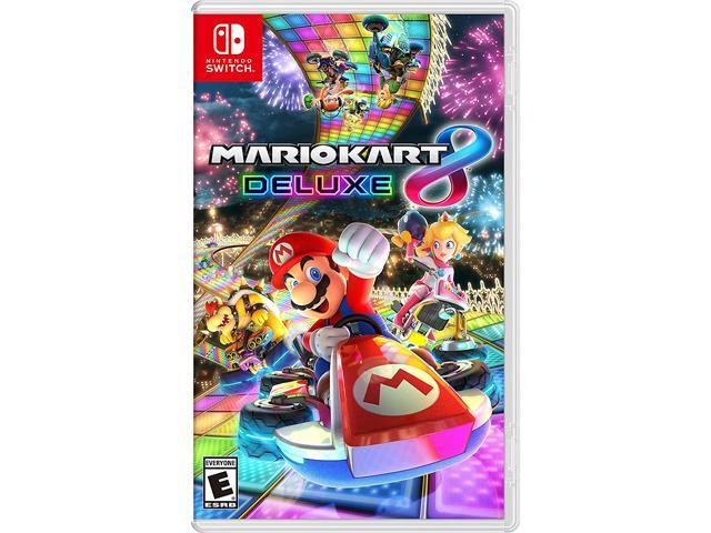 mario kart 8 deluxe nintendo switch. Black Bedroom Furniture Sets. Home Design Ideas