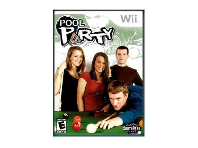 Pool Party Wii Game