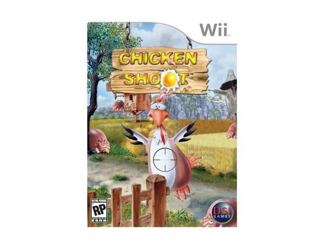 Chicken Shoot Wii Game
