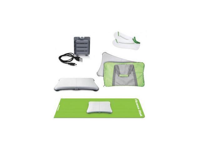 dreamGEAR Wii Fit 5-in-1 Fitness Bundle