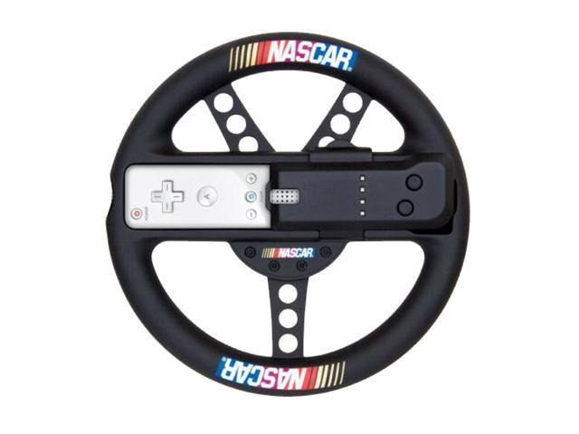 dreamGEAR NASCAR Racing Wheel for the Wii