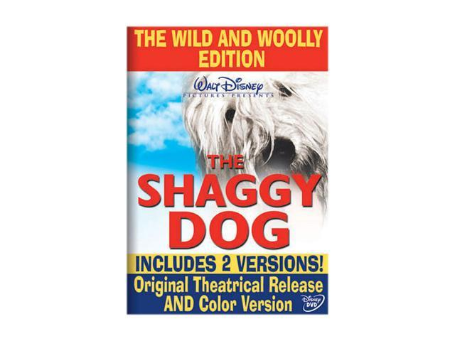 The Shaggy Dog (Wild & Woolly Edition) (1959 / DVD) Fred MacMurray, Jean Hagen, Tommy Kirk, Annette Funicello, Tim Considine