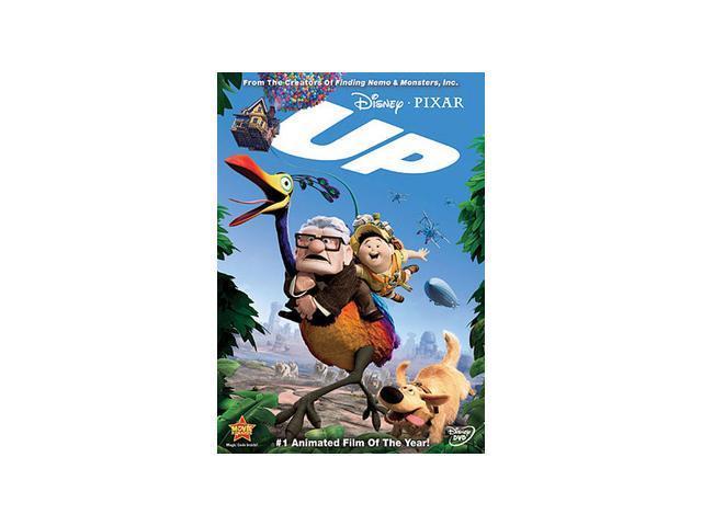 Up (DVD / WS / DD 5.1 / SP-FR-Both) Ed Asner (voice)&#59; Jordan Nagai (voice)&#59; Christopher Plummer (voice)&#59; Bob Peterson (voice)&#59; ...