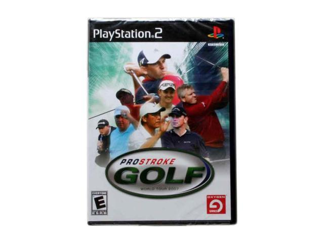 ProStroke Golf: World Tour 2007 Game