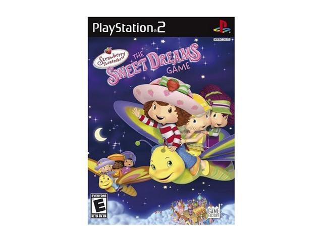Strawberry Shortcake: Adventures in the Land of Dreams Game
