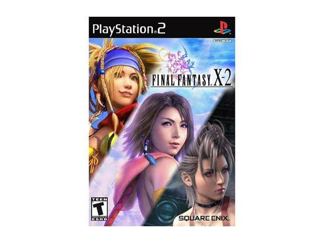 FINAL FANTASY X-2 Game
