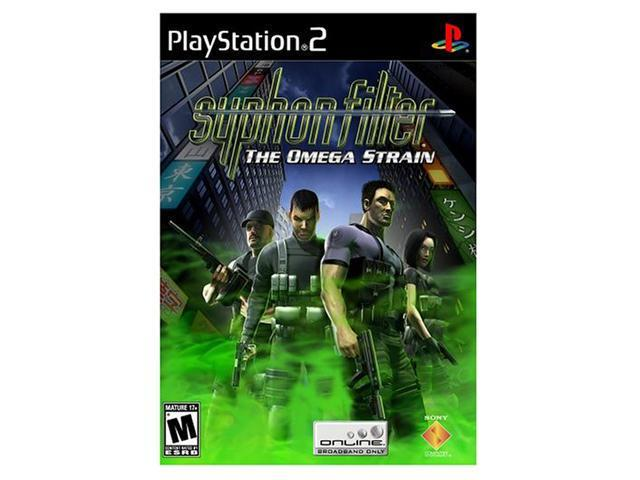 Syphon Filter: The Omega Strain Game