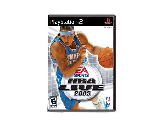 NBA Live 2005 Game