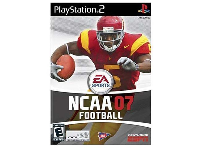 NCAA Football 2007 Game