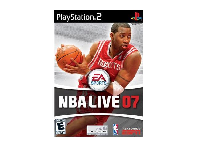 NBA Live 2007 Game
