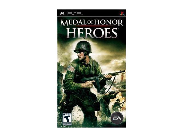 Medal of Honor Heroes PSP Game EA