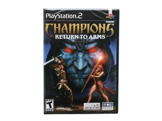 Champions: Return to Arms Game