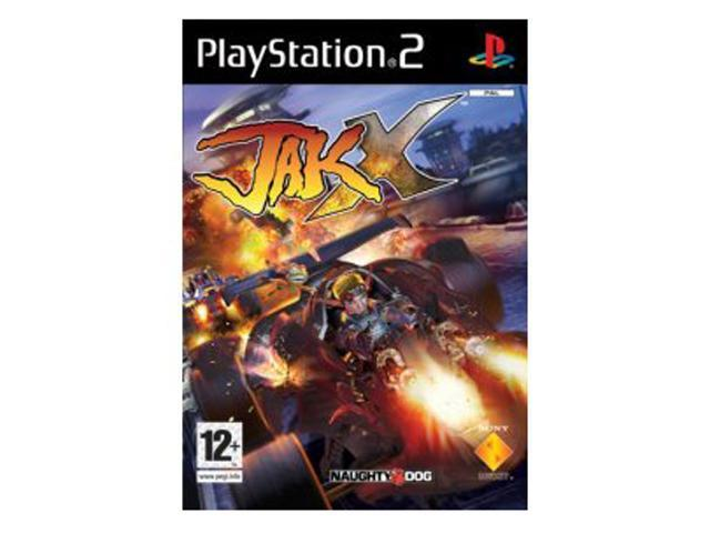 Jak X: Combat Racing Game
