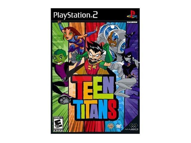 Teen Titans Computer Games 7