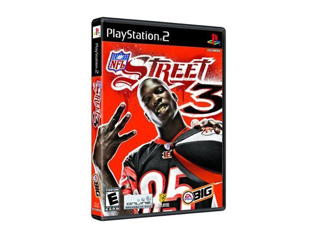 NFL Street Volume 3 Game