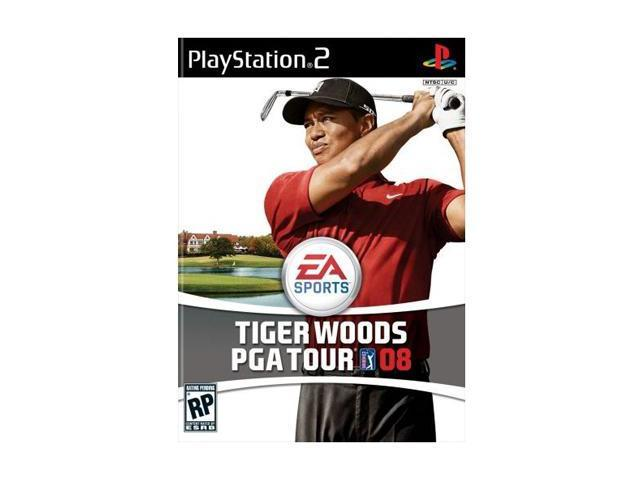 Tiger Woods 2008 Game