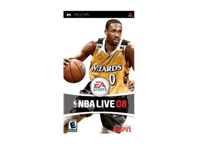 NBA Live 2008 PSP Game EA