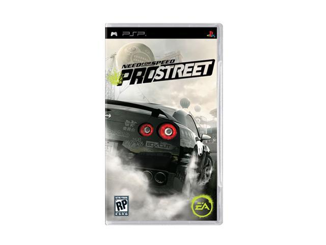 Need for Speed: Pro Street PSP Game EA