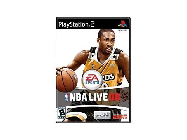 NBA Live 2008 Game
