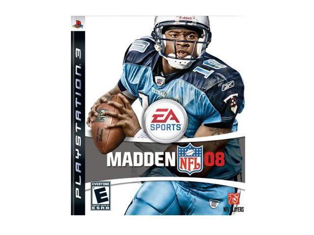 Madden NFL 08 Playstation3 Game