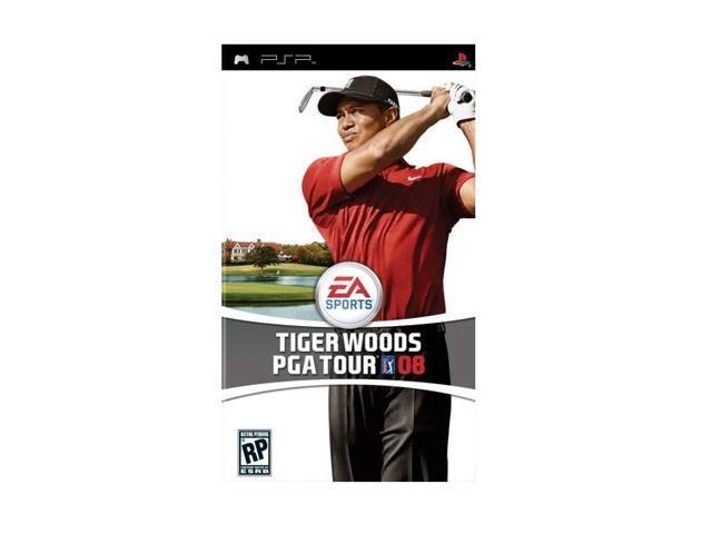 Tiger Woods 2008 PSP Game EA