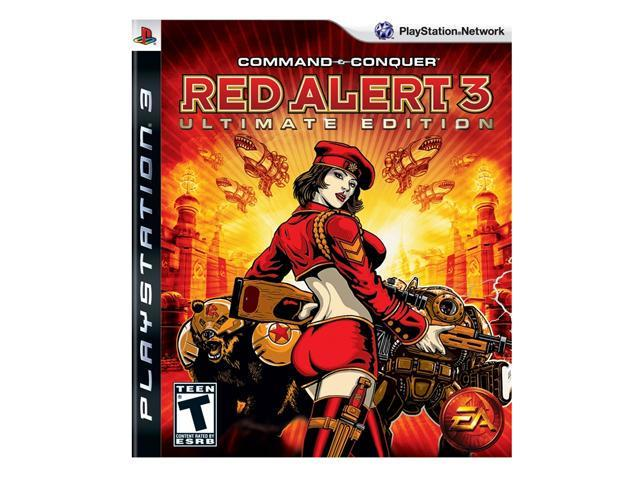 Command & Conquer: Red Alert 3 Playstation3 Game