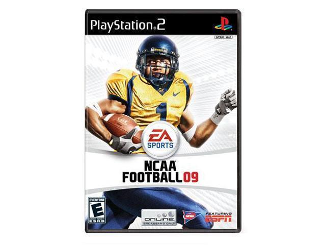 NCAA Football 2009 Game