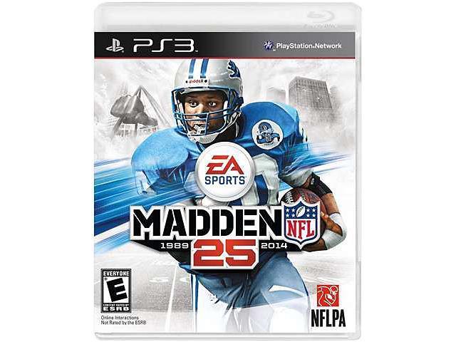 Madden NFL 25 Playstation3 Game